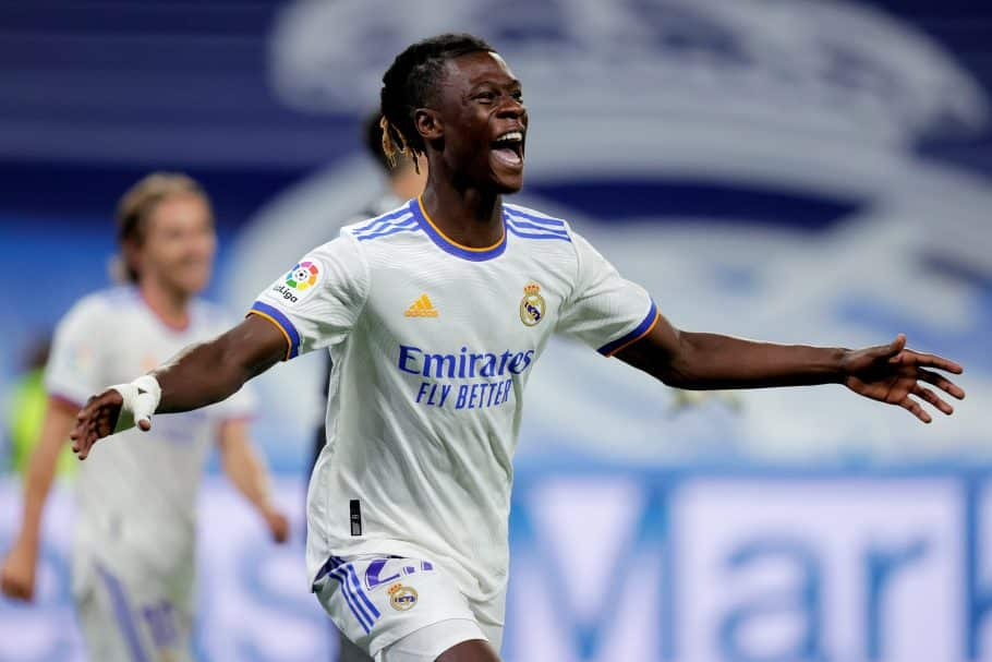 Camavinga joins David Beckham in exclusive club after netting on Real Madrid debut