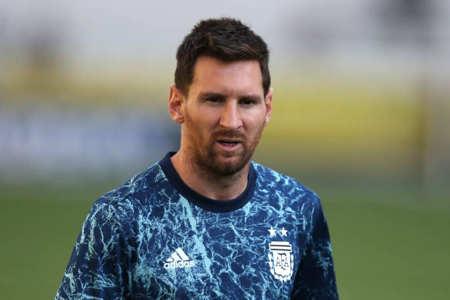 The latest on Lionel Messi ahead of Manchester City Champions League clash