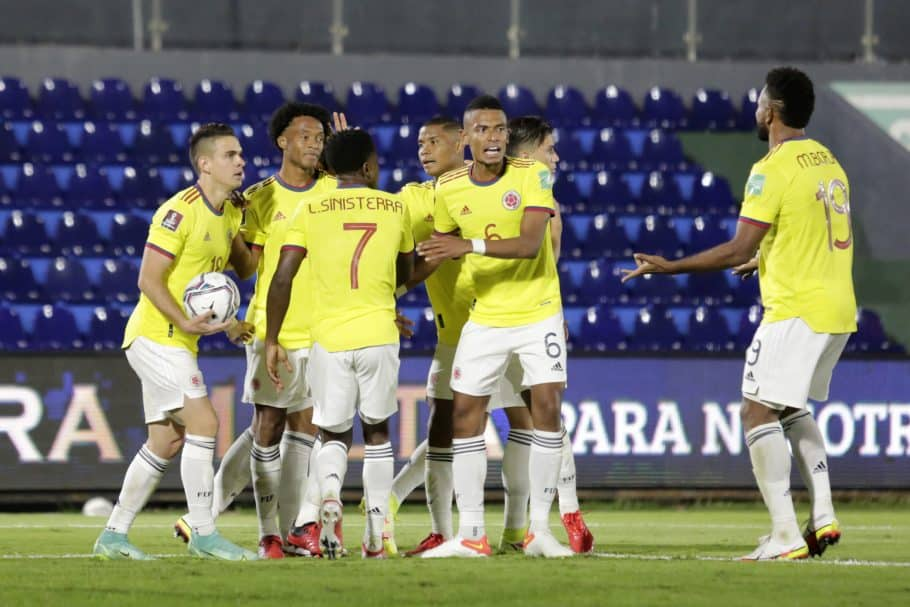 Colombia vs Ecuador live streaming: Watch World Cup qualifier online