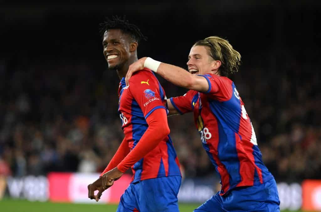 Conor Gallagher, on loan from Chelsea, wins another Crystal Palace award