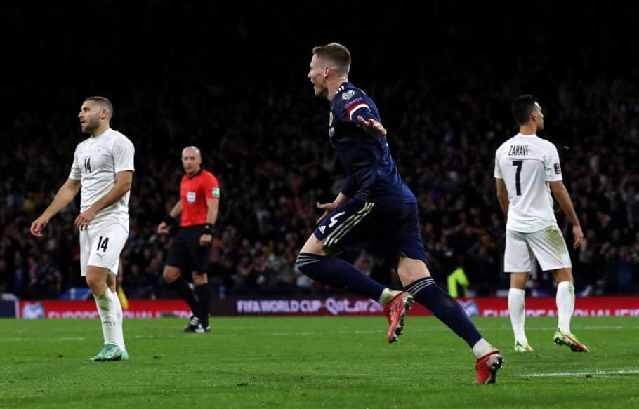 McTominay takes the winner in the last gasp, but a Chelsea talent takes the applause as Scotland takes a big step towards the World Cup