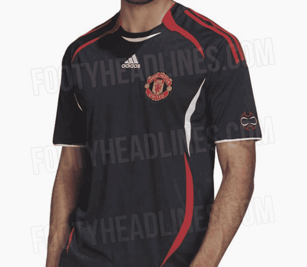 Leaked: Official photos of the Adidas Man United and Arsenal Teamgeist uniforms for 2021/22